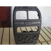 Tablero Botonera Central Hyundai Accent Como Nueva
