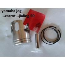 Piston Completo Yamaha Jog....carrot...jialing 50...