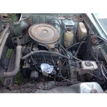 Motor De Ford Corcel..andando ..