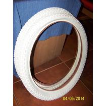Cubierta Blanca Rodado 20 X 2.125 - Nuevas