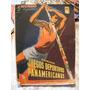 Revista Mundo Deportivo, Primeros Juegos Panamericanos 1951.