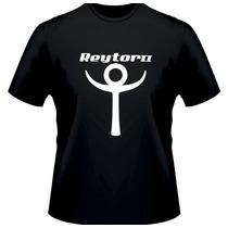 Camisetas Estampadas Con Logos De Bandas Midas