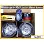 Alarma Moto Mp3 / Usb / Fm / Sd Antipanico Control Remoto