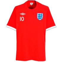 Camiseta Inglaterra Remera Umbro Oficial Original Increíble