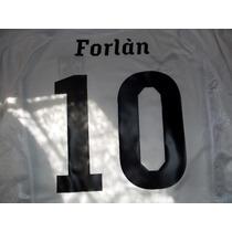 Personaliza Camiseta Uruguay Copa America,numero,nombre