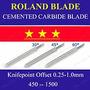 Cuchilla Para Plotter De Corte - Sistema Roland 30º/45º/60º