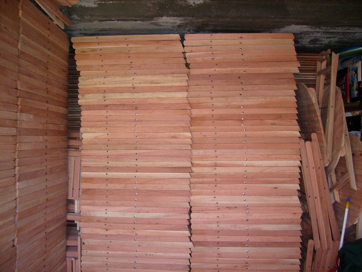 Mi casa decoracion sillas de madera plegables 10 - Sillas de madera plegables precios ...
