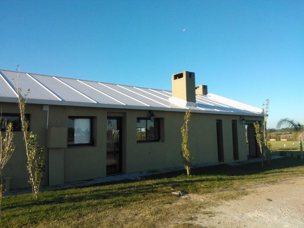 Techos viviendas galpones venta de isopaneles tres for Techos economicos para viviendas