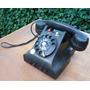 Antiguo Teléfono Ericsson De Baquelita # 1 - Decoración