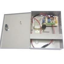 Caja Fuente Con Bateria 12v 3a ,cerraduras, Cctv, Alarmas