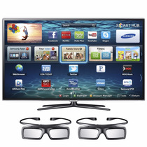 Samsung 3d Led Smart Tv 40¿ - Full Hd - Wifi - Lentes 3d