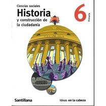 Historia Construccion Ciudadania 6/historimagicos