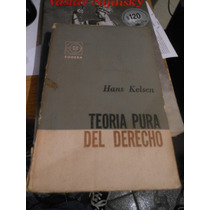 Teoria Pura Del Derecho. - Hans Kelsen