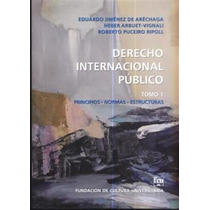 Derecho Internacional Publico Tomo 3 Jimenez De Arechaga