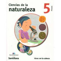 Ciencias De La Naturaleza 5º - Santillana (primaria)