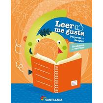 Leer Me Gusta 6. Primaria - Santillana. Edición 2015