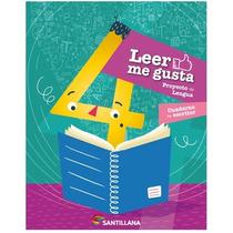 Leer Me Gusta 4,5 Y 6 - Primaria Santillana