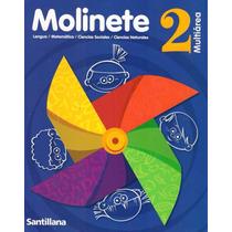 Molinete 2 + Artes Visuales Santillana