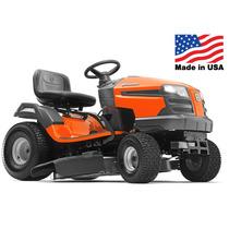 Tractor Jardin Corta Cesped Husqvarna 18hp Autom Made In Usa