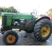 Tractores Viejos-antiguos - John Deer - Hanomag