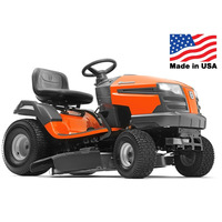 Tractor Jardin Corta Cesped Husqvarna 18hp Autom Made In Usa