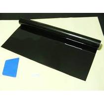 Film Polarizado Vidrios Auto / Hogar Colores Negros X M2