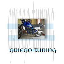 Tun Adhesivo/vinilo/moto X Yamaha Dt Materiales Alemánes