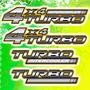 Pegotin Calcos Toyota Hilux 4x4 O 4 X 2 Turbo Intercooler