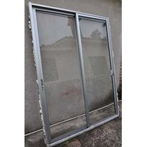 Puerta Ventana Aluminio Corrediza