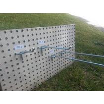 Ganchos Exhibidores Para Panel Perforado (durabor)