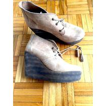 Zapatos Taco Corrido T.39 Nuevos Super Cómodos. Oportunidad!