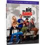 The Big Bang Theory (serie De Tv) - 3ra Temporada - Zona 1.   DVDSERIESURUGUAY