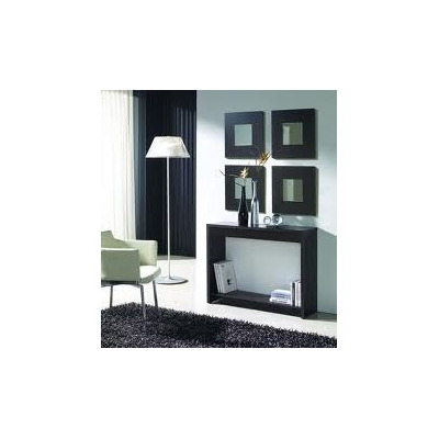 Recibidor mesa de arrime con espejos directo de fabrica for Fabricas de muebles en montevideo uruguay