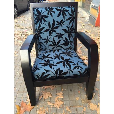 Butaca silla poltrona juego de living serra for Poltronas en montevideo