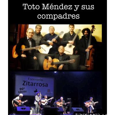 Toto Méndez y sus compadres,