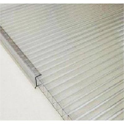 Placa de policarbonato 4 mm transparente o bronce 321 - Placa policarbonato precio ...