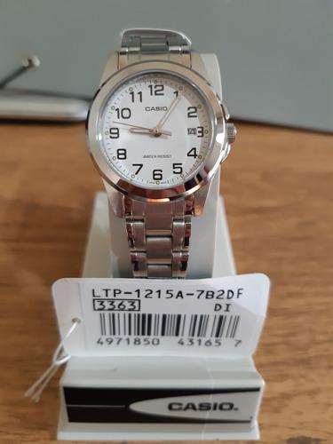Reloj Dama Casio Ltp-1215a-7b