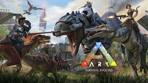 Ark Survival Evolved Pc Online Actualizable / Envió Rápido