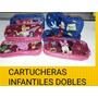 Cartucheras Infantiles Dobles | FEVA2575333