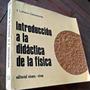 Introduccion A La Didactica De La Fisica Lahera Claramonte
