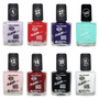 Set De 8 Esmalte Flash Colors De Gnp En 15ml | AMINCOGROUP