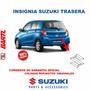 Insignia Suzuki Trasera Original Suzuki Celerio 2014-17