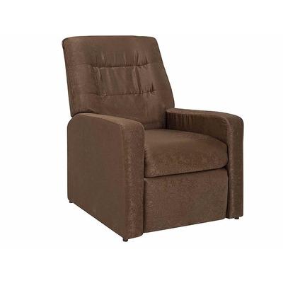 Sillon Sofa 1 Cuerpo Recliner Poltrona Reclinable