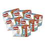 Pack X 8 - Pañales Huggies Nc Ellos M (5.5 A 9.5 Kg) - 68u | BOTIGA UY