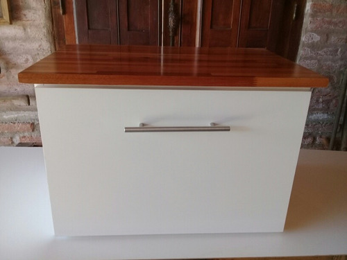 Mueble Para Baño De Melaminico Con Tapa De Finger Alistonad