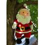Papá Noel Amigurumi Peluche A Crochet - Regalo Para Navidad