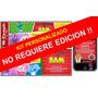 Fiesta Tematica Canciones Del Zoo Personalizado 100%