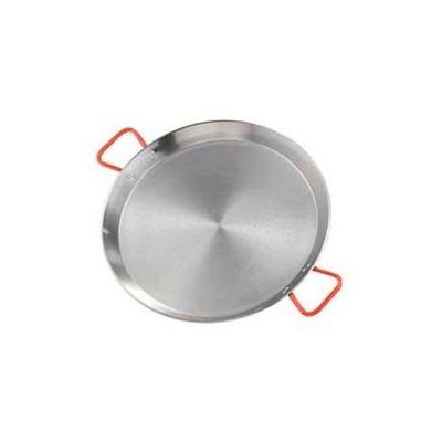 Paellera espa ola de acero pulido 34 cm 420 00 en for Bazar del cocinero