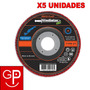 Discos Flap 4 1/2'' G36 Madera/acero Gladiator X5 Uni. G P | GP HOGARYTALLER